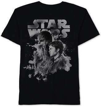 Star Wars Big Boys Galaxy Heroes Graphic Cotton T-Shirt