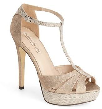 Women's Menbur 'Albendin' T-Strap Sandal $139.95 thestylecure.com