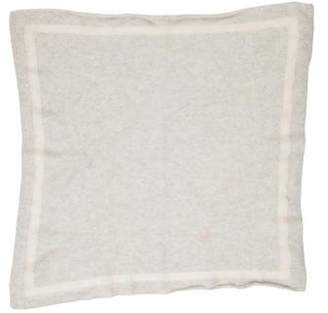 White + Warren Knit Square Scarf