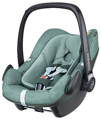 Maxi-Cosi Pebble Plus i-Size Group 0+ Baby Car Seat, Nomad Green