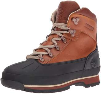 Timberland Men's Euro Hiker Shell Toe WP Winter Boot