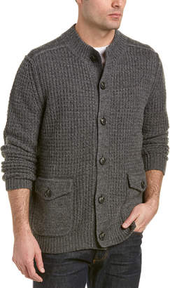 Velvet by Graham & Spencer Nirvana Wool-Blend Cardigan