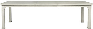 One Kings Lane Traverse Extension Dining Table - White