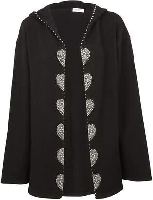 Saint Laurent Studded Heart Jacket