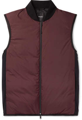 Theory Treck Slim-Fit Shell Down Gilet