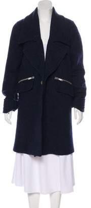 Joie Wool & Mohair-Blend Coat