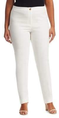 Marina Rinaldi Marina Rinaldi, Plus Size Record Cotton Pants