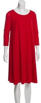 Max Mara Knee-Length Crepe Dress w/ Tags