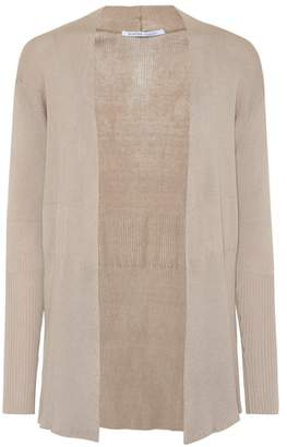 Agnona Cotton and silk cardigan