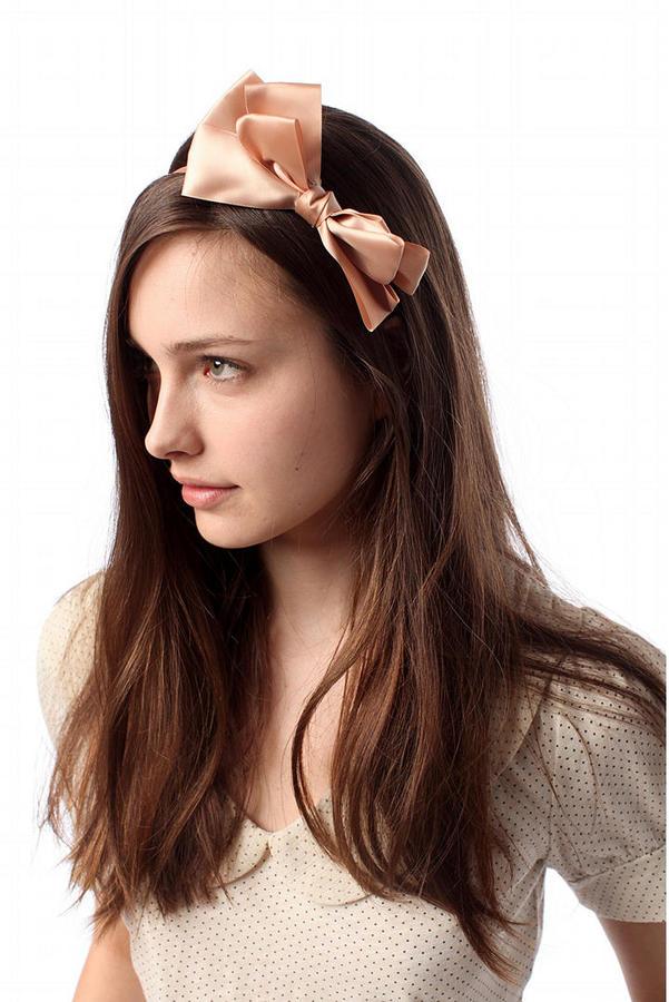 Ribbon Bow Headband