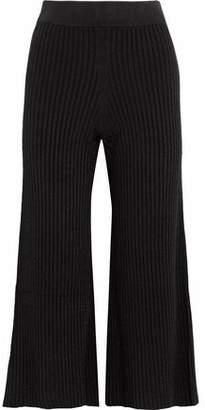 Cushnie et Ochs Ribbed-Knit Culottes
