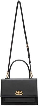 Balenciaga Black Medium Sharp Bag