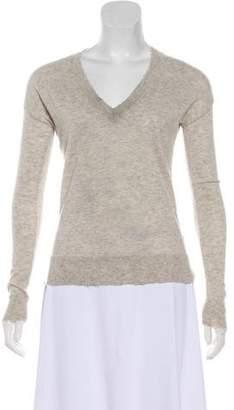Zadig & Voltaire Cashmere V-Neck Sweater