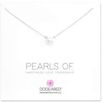 Dogeared Pearls of... Pendant Necklace