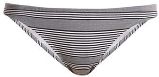 Heidi Klein Cote Sauvage Bikini Briefs - Womens - Grey Stripe