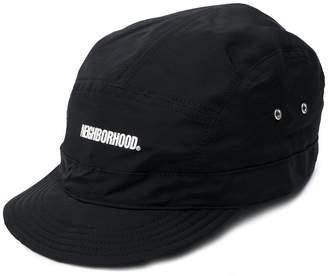 Neighborhood printed logo baseball cap
