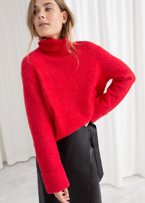 And other stories Alpaca Blend Turtleneck