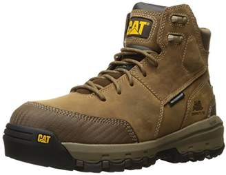 Caterpillar Men's Device Comp Toe Waterproof Work Boot