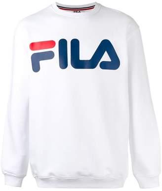 Fila logo-print sweatshirt