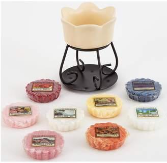 Yankee Candle Petal Bowl 8 Wax Melt Collection