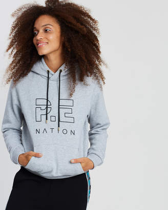 P.E Nation Run Up Hoodie