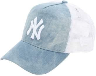 New Era New York Yankees Cotton Trucker Hat c60e3e74447