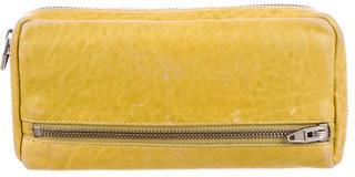 Alexander WangAlexander Wang Leather Fumo Wallet