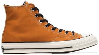 99360179ae85 Converse Orange Chuck Taylor All Stars 70 s high-top sneakers