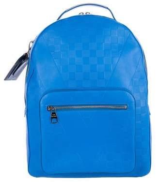 Louis Vuitton 2017 Damier Infini Josh Backpack