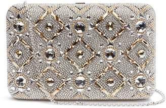 Judith Leiber 'Seamless Starbright' crystal pavé clutch