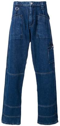Gmbh loose-fit jeans