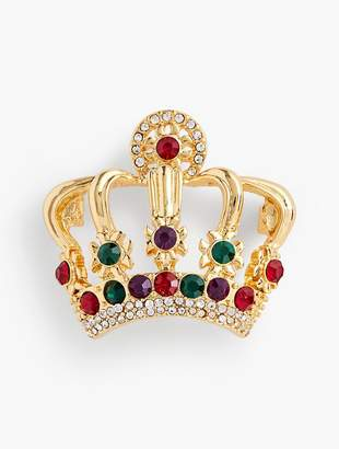 Talbots Crown Brooch