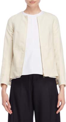 Marni Wool-Silk Blend Zip Jacket