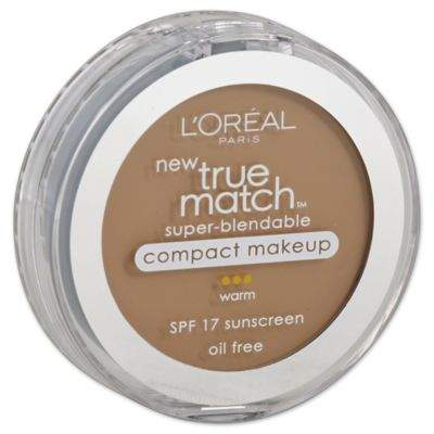 L'oreal L'OrAal Paris True Match .30 oz. Compact Makeup with SPF 17 in Nude Beige
