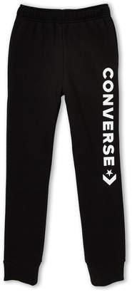 Converse Boys 8-20) Block Logo Terry Sweatpants