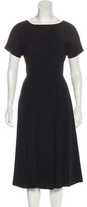 Tome A-Line Midi Dress