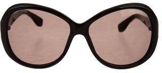 Tom Ford Tom Ford Tinted Oversize Sunglasses