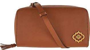 Oryany Saffiano Leather Crossbody Wallet- Talia