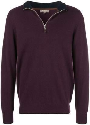 N.Peal The Carnaby half zip sweater