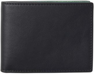 Banana Republic Italian Leather Billfold Wallet