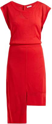 Altuzarra Triomphe asymmetric-hem dress