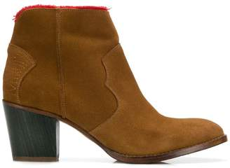 Zadig & Voltaire Zadig&Voltaire molly fray boots
