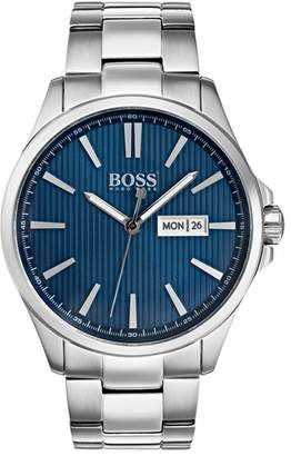 BOSS Men's James Bracelet Watch, 44mm