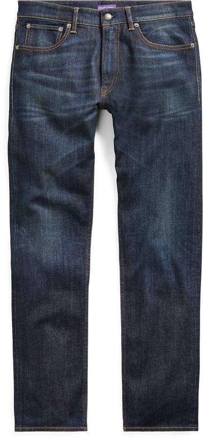 Ralph Lauren Straight Fit Stretch Jean