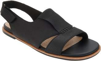 Clarks Artisan Leather Sandals - Sultana Rayne