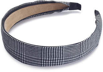 INC International Concepts I.n.c. Houndstooth-Print Headband, Created for Macy's