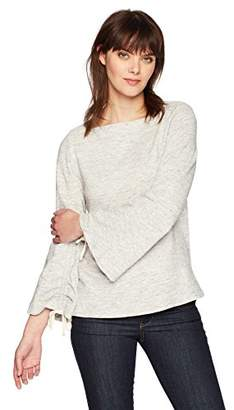 Ella Moss Women's Wide Sleeve Sweatshirt
