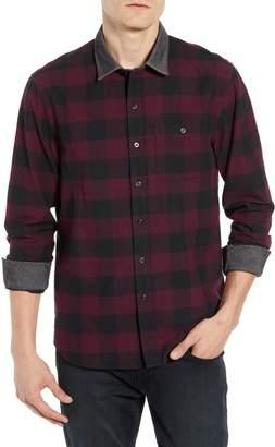 Michael Bastian Buffalo Check Sport Shirt