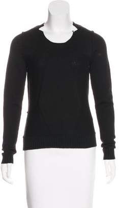 Tess Giberson Knit Wool Sweater w/ Tags