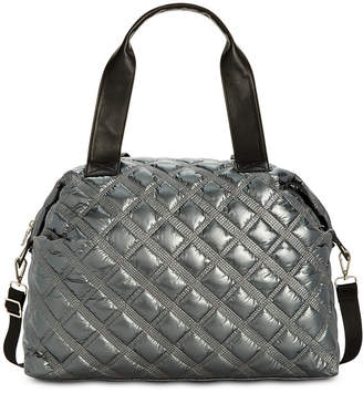 Steve Madden Hawkin Quilted Extra-Large Weekender